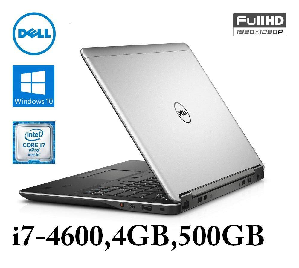 Dell Latitude e7440 Ultrabook / Intel Core i7-4th Gen / 4GB DDR3L Ram / 500GB Malaysia