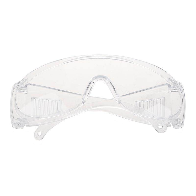 Workshop Plastic Transparent Arm Frame Uni Lens Goggles