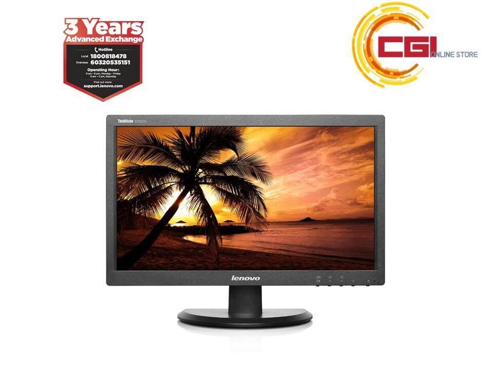 Lenovo ThinkVision E1922S 18.5 LED Monitor - 60G2AAR6WW Malaysia