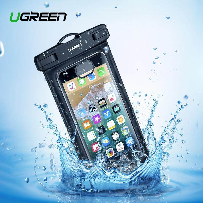 UGREEN Phone Bag Case Waterproof Case Bag Phone Pouch 6.3 inch For iPhone X XR Huawei