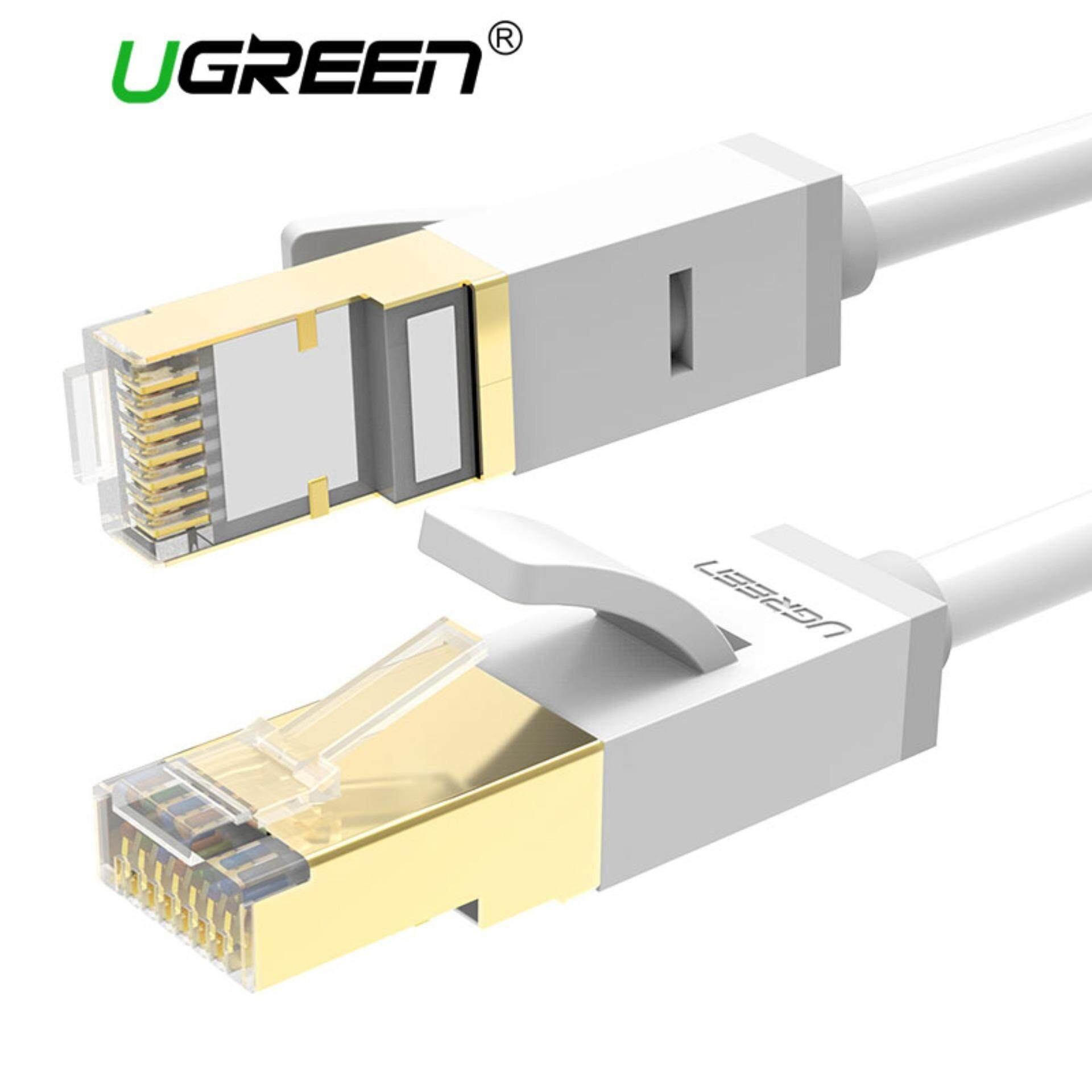 Computer Laptop Ethernet Cables For The Best Prices In Malaysia Kabel Data Lan Stp Ftp Outdoor Cat 5e Amp 25 Meter Ugreen 15 Cable Cat7 10 Gigabit Rj45 Network 600mhz Wire Cord
