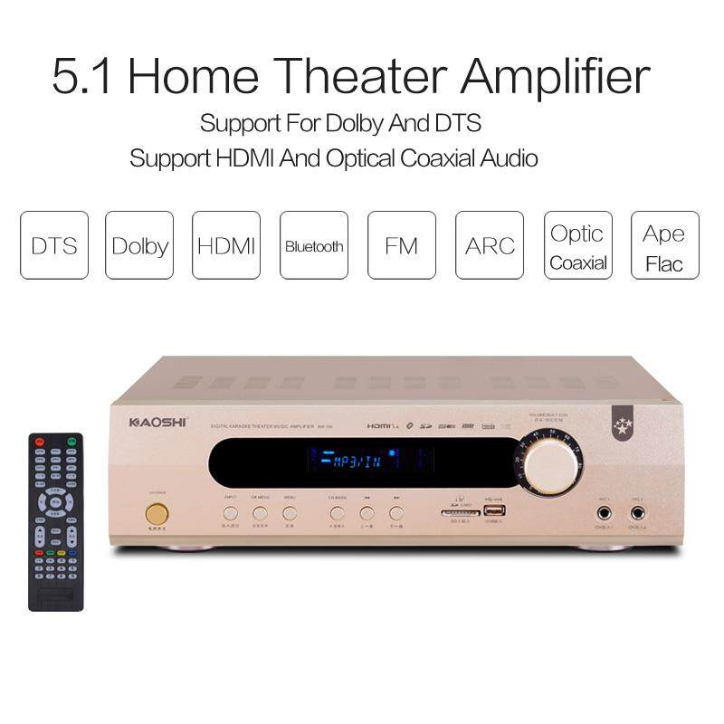 Outstanding 5 1 Home Theater Amplifier Hdmi And Arc Hd Digital Optic Coaxial Audio Support Dolby And Dts Smart Tv Tv Box Bluetooth Usb Music Playback Speaker Download Free Architecture Designs Grimeyleaguecom