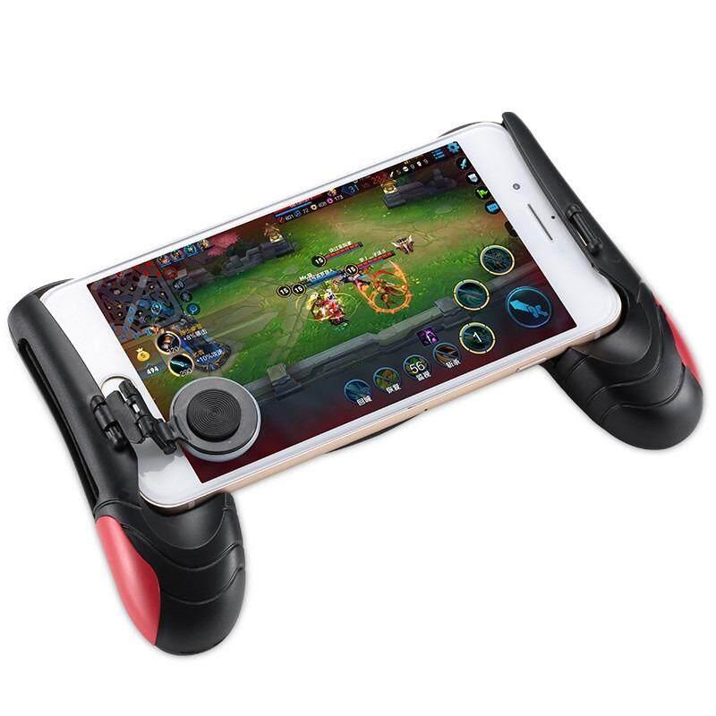 Gamepad Joystick Controller with Flip Controller Design for Mobile Legends