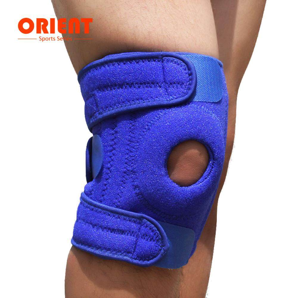 Elasticity Knee Support Mma Pad Guard Protector Gel Sports Work Knee Protector By Grubbstore.