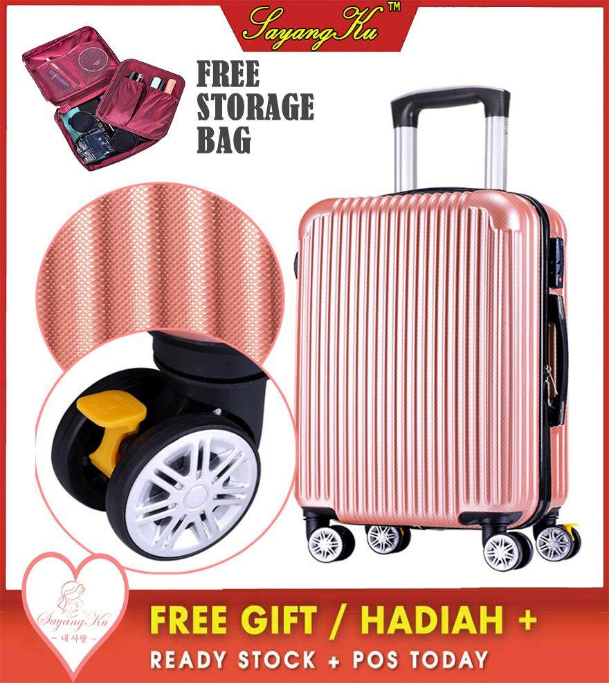 460c6ef0104  M sia  SayangKu Ready Stock 28 inches Premium High Quality Travel ABS  Luggage