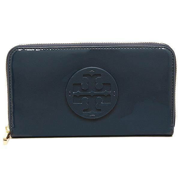 327ba2a21eeb Tory Burch Patent Leather Continental Wallet (HUDSON BAY)