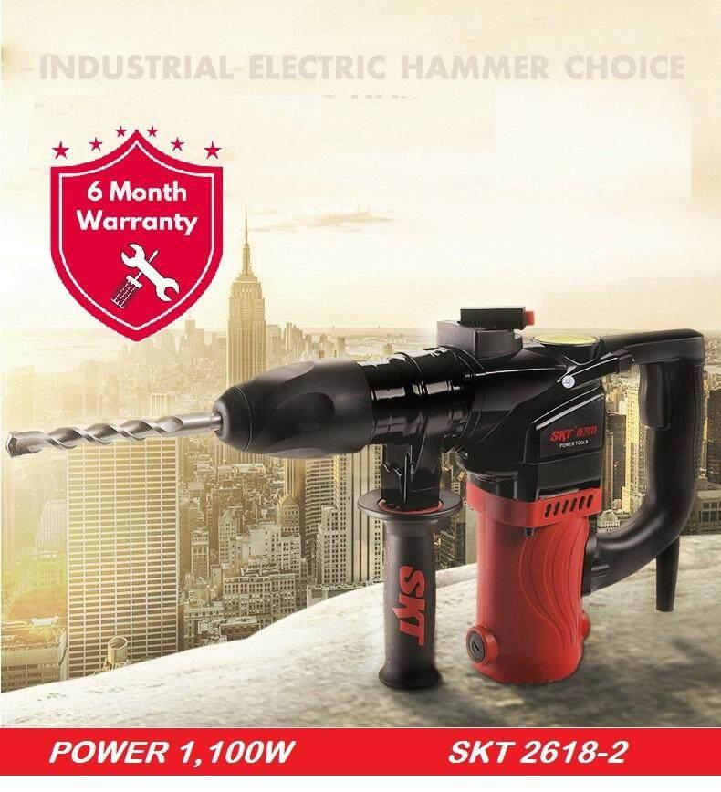 SKT 1100W 26mm Rotary Demolition Hammer Drill, Rotary Demolition Hammer