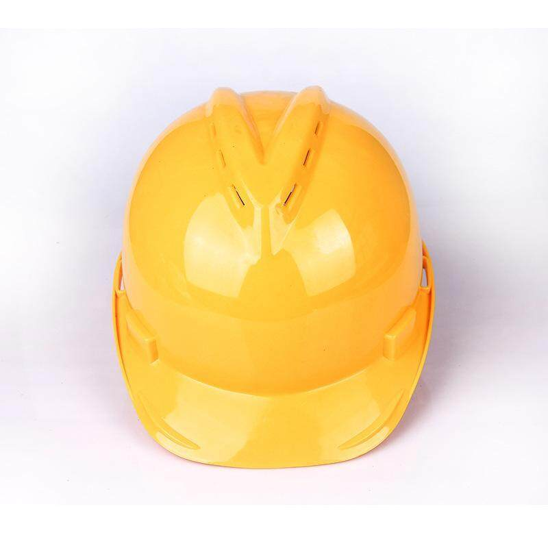 PE Safety Helmet (YELLOW COLOR)