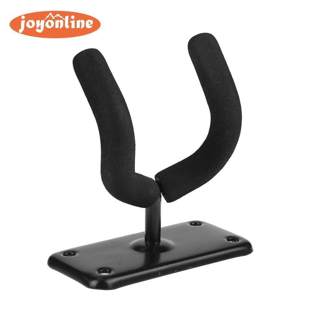 Joyonline-Black Metal Guitar Hanger Hook Holder Wall Mount Stand Guitar Accessories By Joyonline.