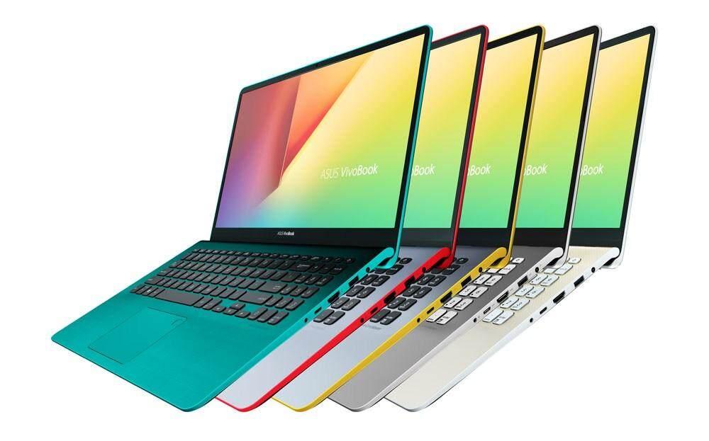 Asus VivoBook S15 S530U-NBQ181T (i7-8550U, 4GB (Max 8GB), 1TB + 256GB SSD, MX150 (2G GDDR5), 15.6 FHD, Win 10, Gun Metal, 1.8kg) Malaysia