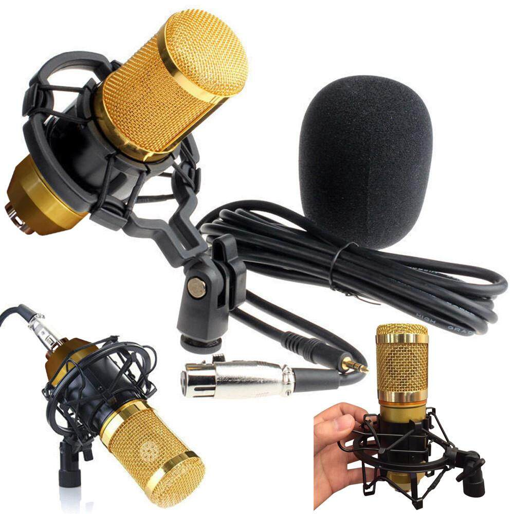 Microphone Accessories For The Best Prices In Malaysia Mic Mini 35mm Portable With Clip Smartphone Laptop Tablet Pc Honioer Condenser Pro Audio Bm800 Sound Studio Dynamic Shock Mount