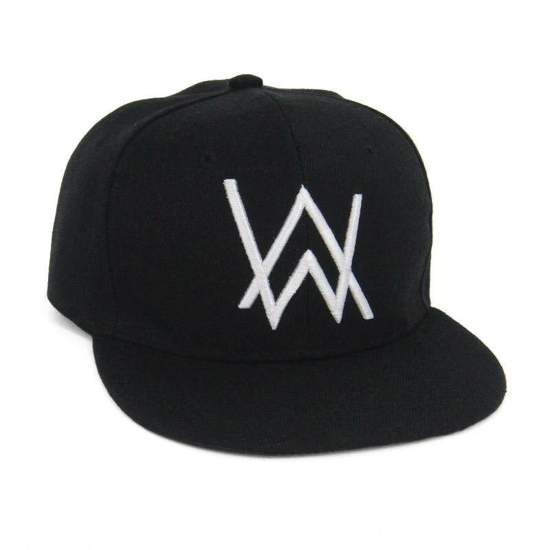 c67b456fe08 Cool Music DJ Alan Walker Baseball Cap Unisex Hip Hop Bone Snapback Hat