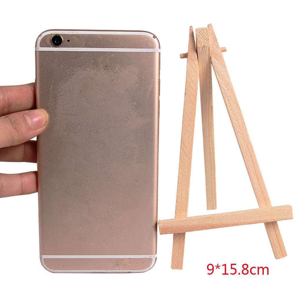 Mini Wooden Tripod Easel Display Painting Display Stand Card Hold Fashion