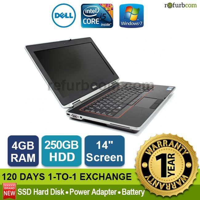 DELL LATITUDE E6420 / INTEL CORE I5 (250GB SATA HDD) [refurbished] Malaysia