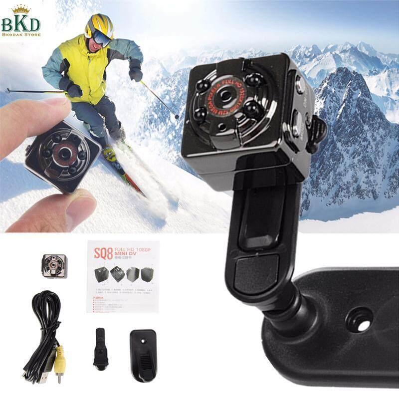 360 Degree Rotary Mini 1080p Wide Angle Night Vision Dv Camera Recorder By Bokeda Store.