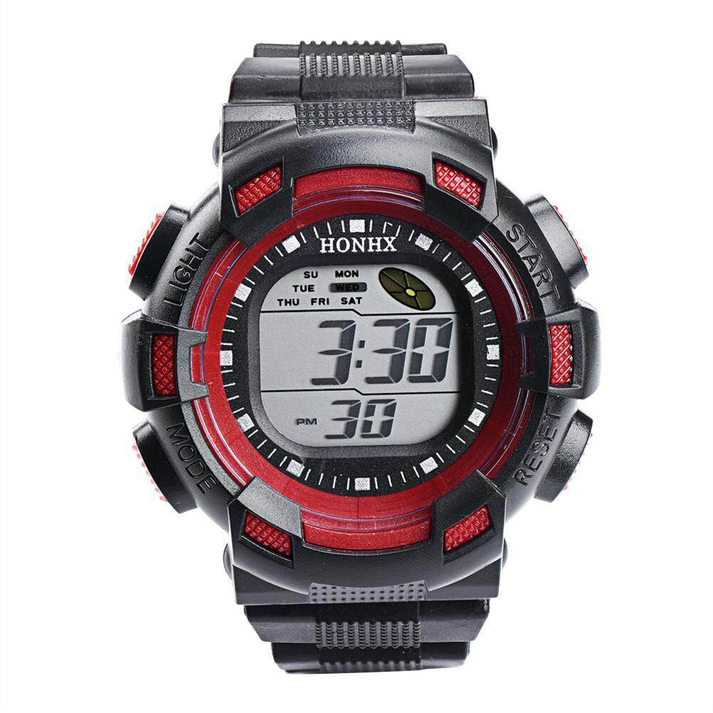 069cb737eea2 Outdoor Multifunction Waterproof Child Boys Girls Sports Electronic Watches