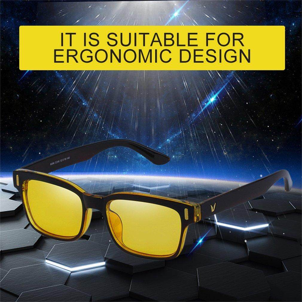 Yika Anti-Blue Rays Computer Reading Radiation Resistant Glasses Gaming Googles By Yikahome.