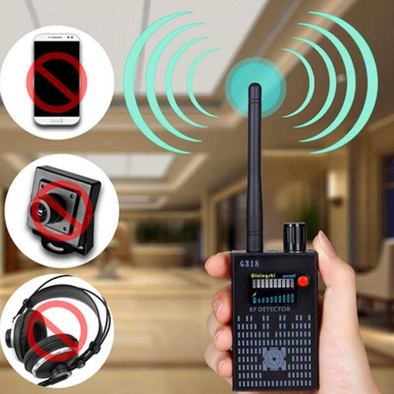 G318 Anti-spy Hidden Camera GPS Audio Signal Detector Anti-eavesdropping  Detection Instrument Tracker 281abf052a