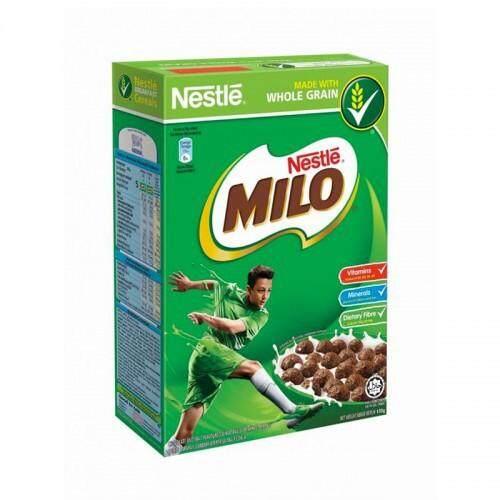 Nestlé Milo Céréales pour petit déjeuner (330g) Par la boutique officielle Songmart.