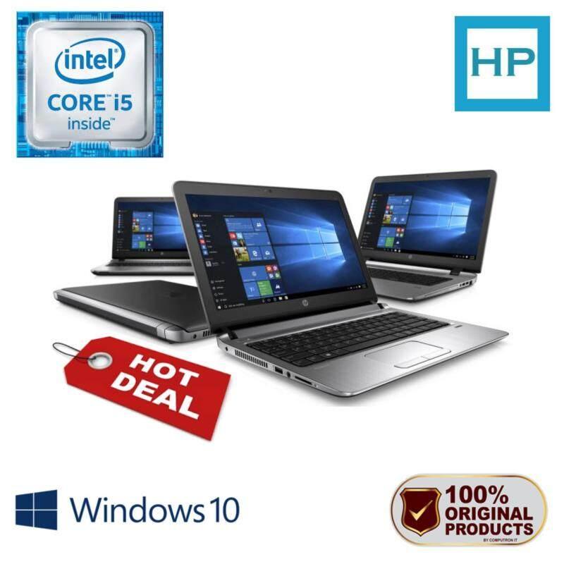 HP PROBOOK 430 (G1) 13.3-INCH ULTRABOOK CORE I5 / 4GB/ 128GB SSD [1 YEAR WARRANTY] Malaysia