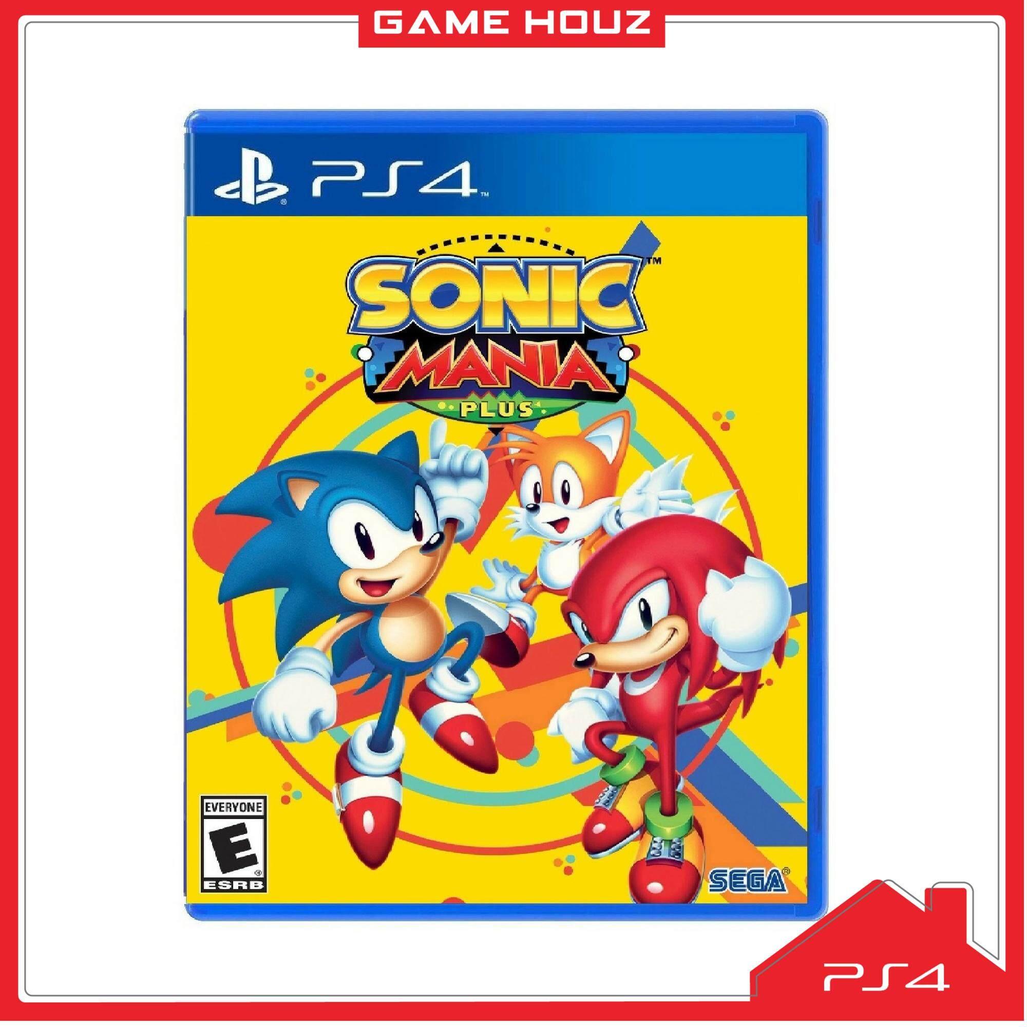 Sega Games Buy Game On Lazada Malaysia Free Shipping Ps4 Yakuza Kiwami 2 Steelcase Region 3 English Sonic Mania Plus R3 Eng