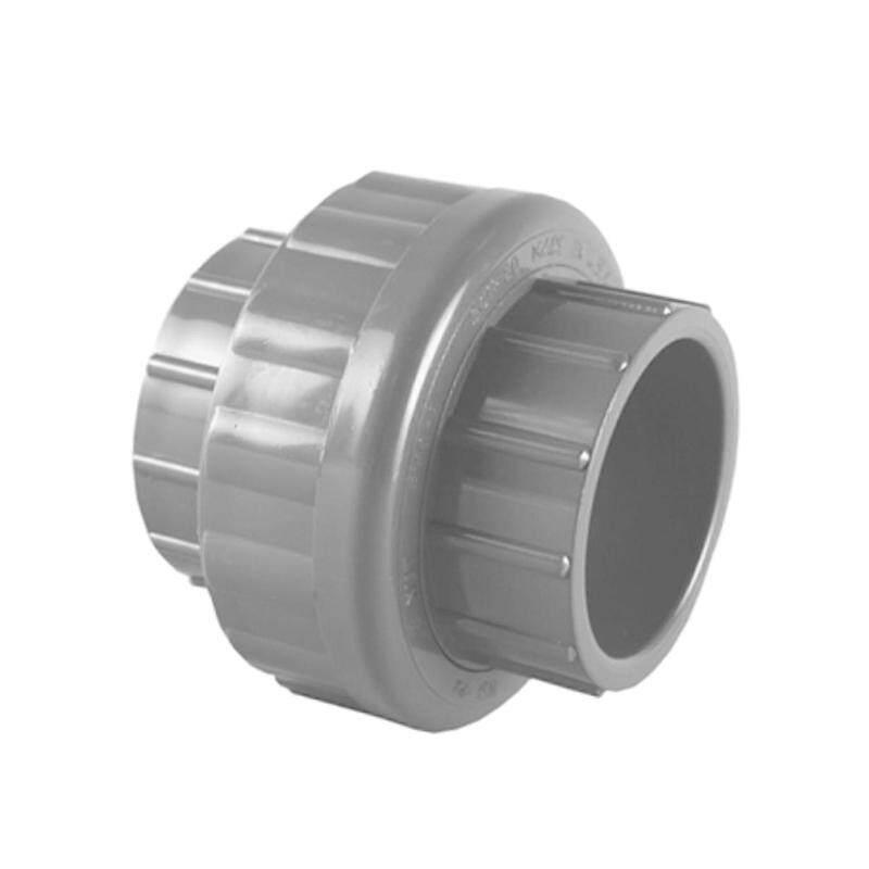EzSpace 1/2 PVC Union Coupling Socket End