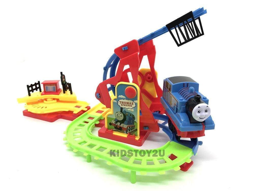 Kid Toys Thomas Train Flip Track Car By Magic Kids.