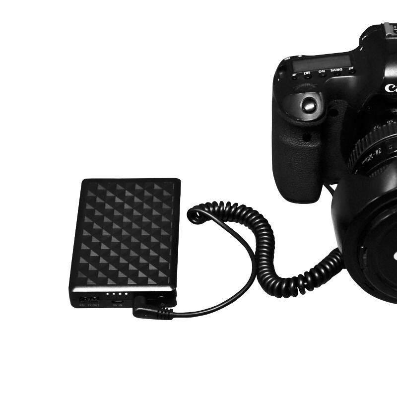 Dslr Camera Power Bank 8000 Mah + Oem Sony Fw50 Battery Adapter By Alien_camera_studio.