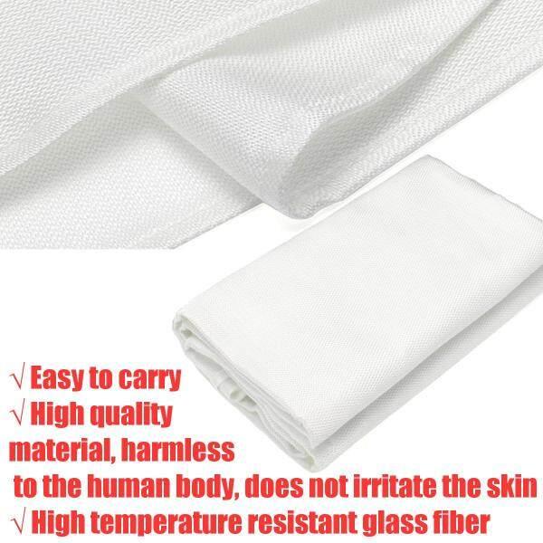Welding Blanket | 4 x 6 Flame Retardant Fiberglass Safety Shield Grommets Ready Stock