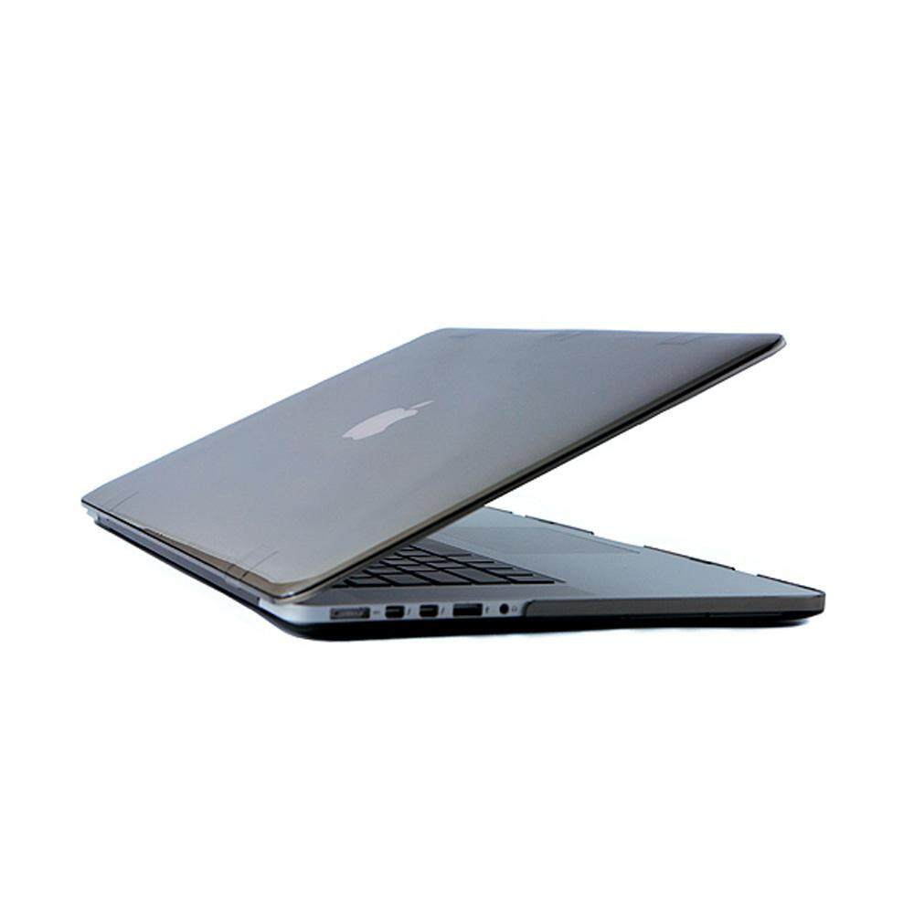 Crystal Hard Case For Apple Macbook Laptop Cover- Air 13 Inch Gray By Fastour.