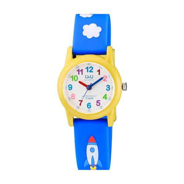 [1 YEAR WARRANTY] Q&Q by Citizen VR99J003Y COLORFUL ANALOGUE kid/teen watch Malaysia