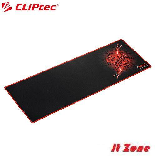 CLiPtec THERIUS Gaming Mouse Mat RGY368 Extended Malaysia