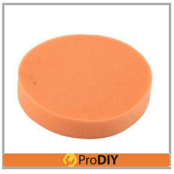 7 Polishing Velcro Sponge Polishing Pad Kit Car Polisher-Orange