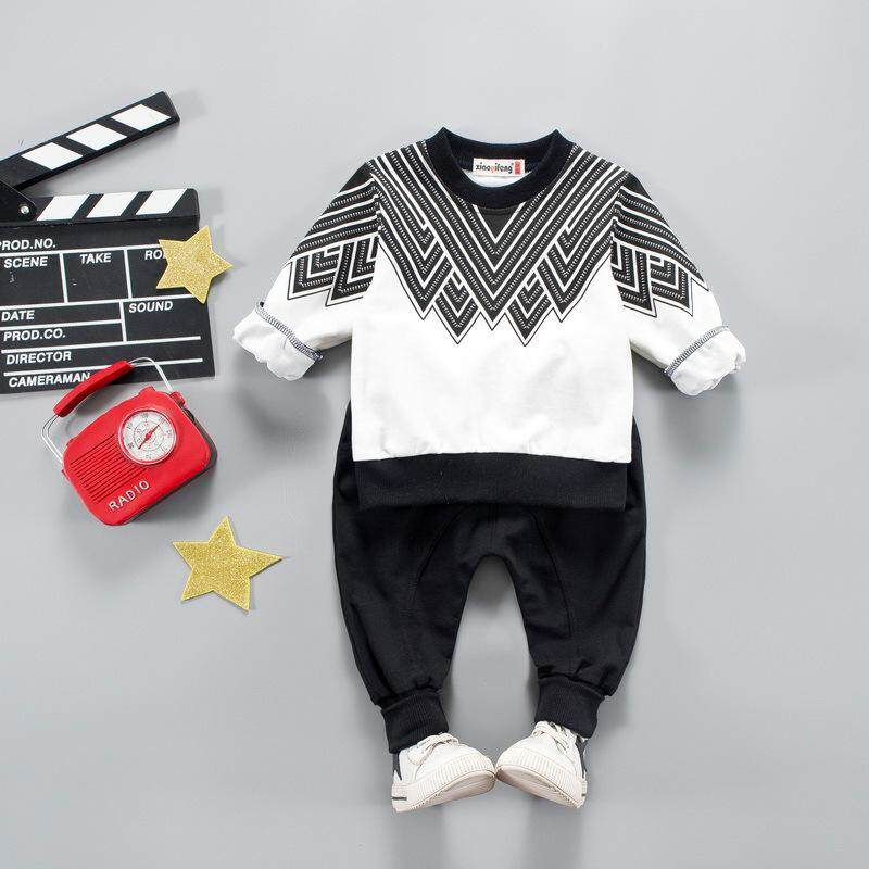 Toddler Boys Clothing Set Long Sleeve Little Girls Boutique Outfits Children Girl Winter Clothes For Kids Tracksuit 1 2 5 Year By Hh Official Store.
