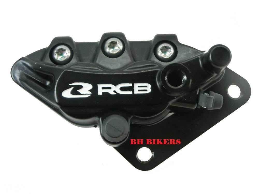 Brake Caliper Front Yamaha Y15zr / Lc150 Black S Series Racing Boy Rcb By Bhbikers.