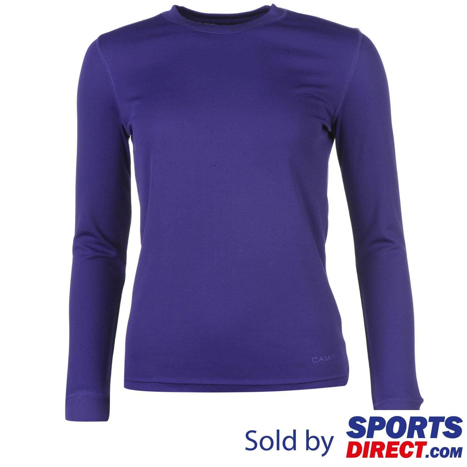 Campri Womens Thermal Top (purple) By Sports Direct Mst Sdn Bhd.