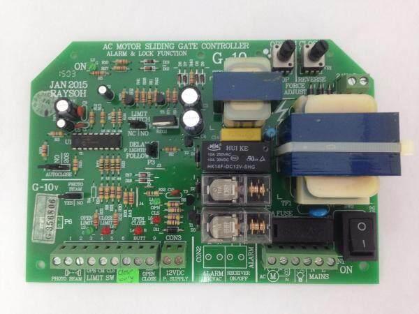 G10 Autogate AC Sliding Control Board / PCB Panel