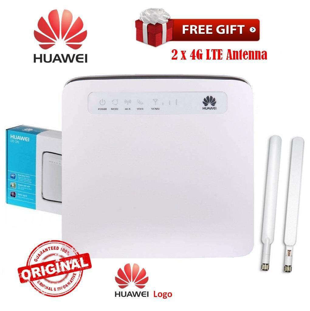 Huawei Routers Price In Malaysia Best Lazada Modem B310 4g 300mbps Original E5186 E5186s 22a Lte Cat 6 Hspa Wcdma Broadband