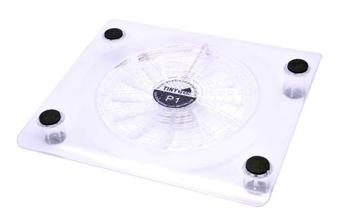 Tinytech P1 Single Fan Notebook Cooler Pad Malaysia