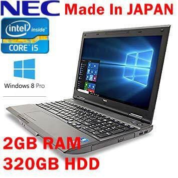 (REFURBISHED)NEC VersaPro I5 / Intel® Core™ i5-3320M processor / 2GB DDR3 RAM / 320GB SATA HDD/ 15.6- INCH LCD Malaysia