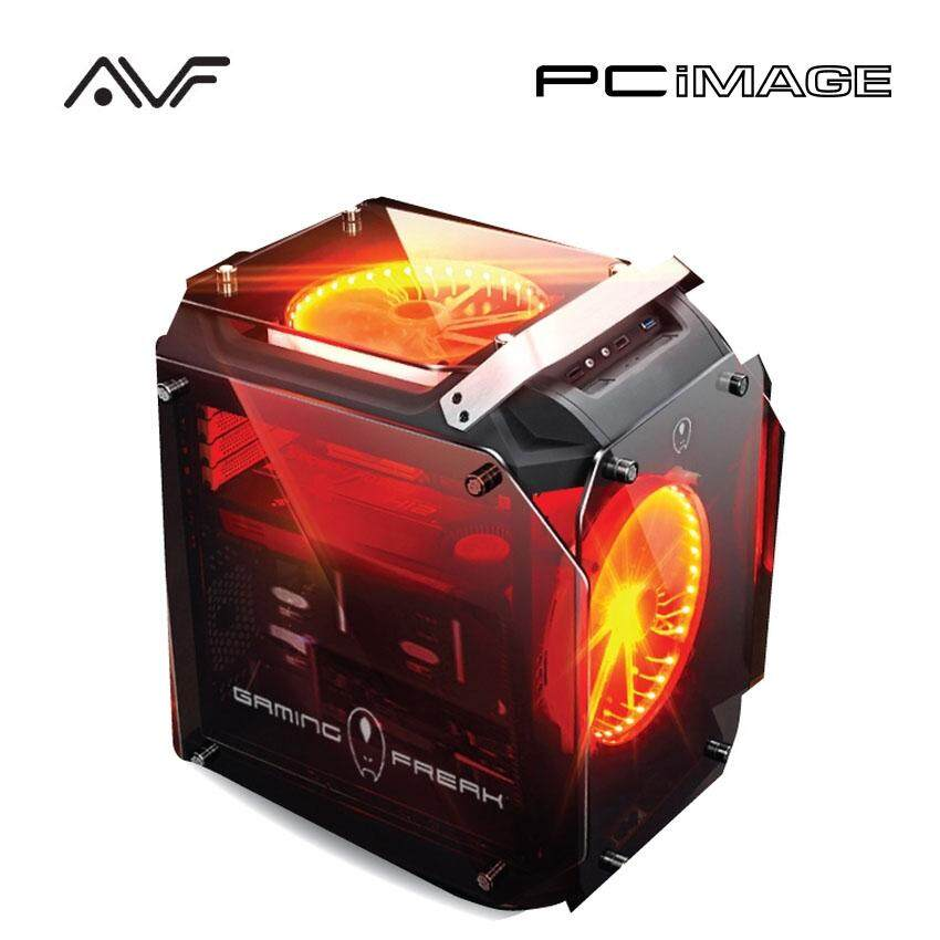 AVF Gaming Freak GFG-EZ100G PC Casing Malaysia