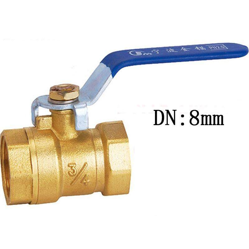 Copper ball valve Copper valve switch valve Water valve DN8
