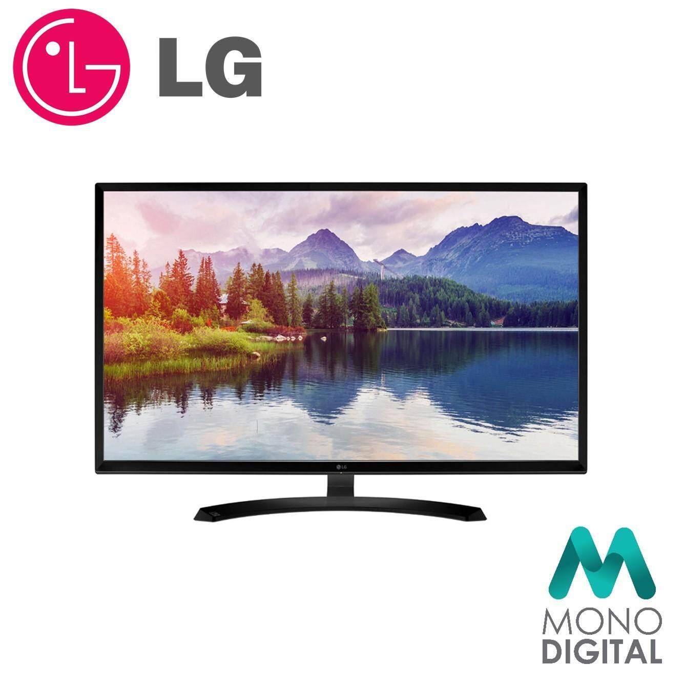 "LG 32"" Full HD IPS LED Monitor (1920x1080) (32MP58HQ) (LG"