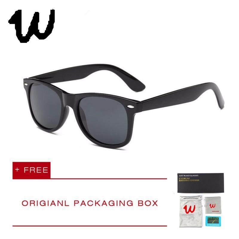 Wruno Dunn Brand Fashion Polarized Sunglasses 2017 New woman men Brand Designer Retro Sun Glasses Male