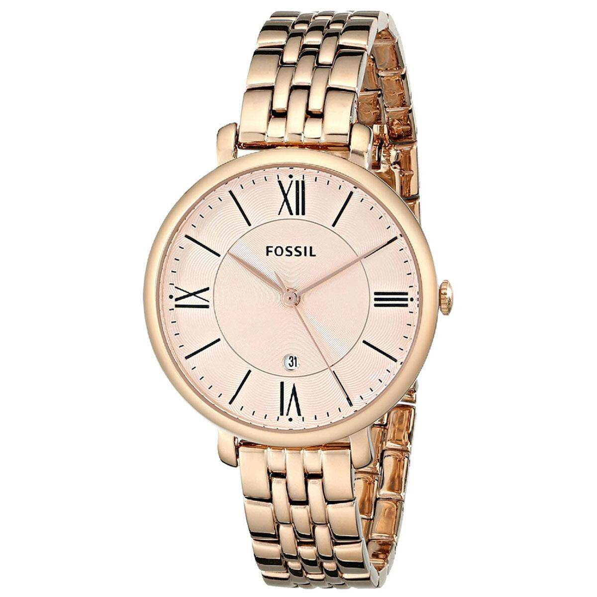 Sell Fossil Es4151 Jacqueline Cheapest Best Quality My Store Three Hand Graystone Leather Watch Es 4096 Myr 400