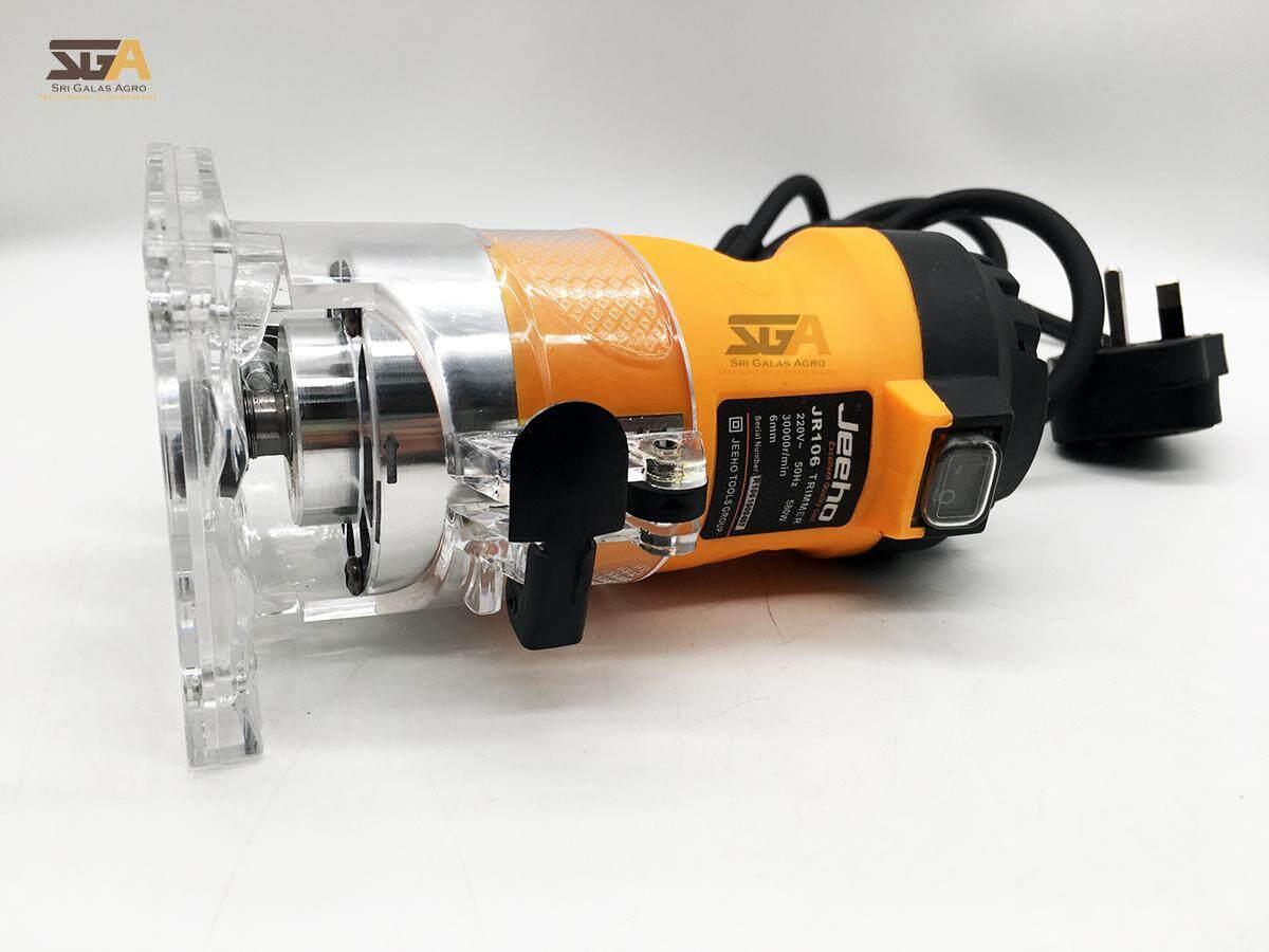 JEEHO 6mm Trimmer JR106 Wood Cutter Machine