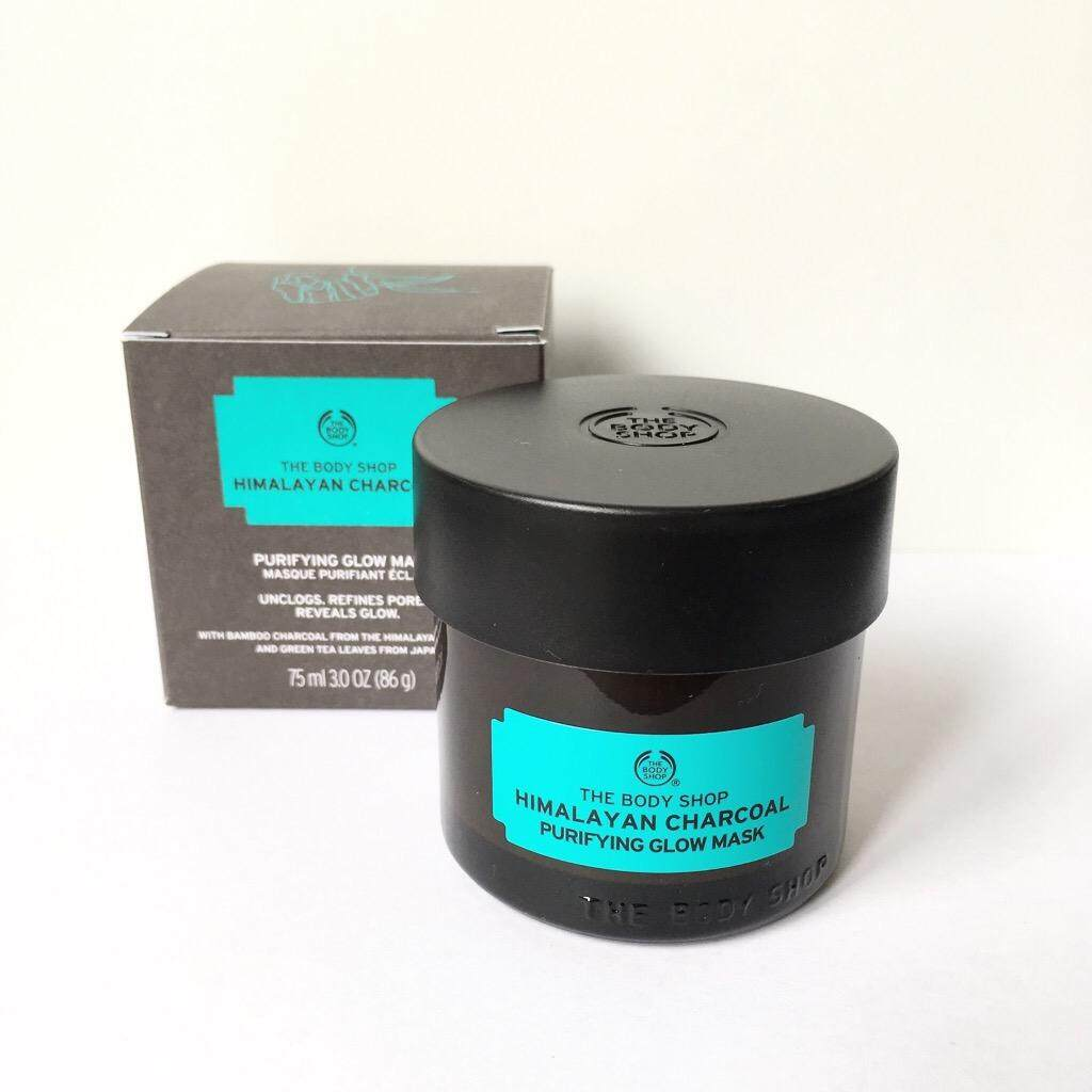 The Body Shop Health Beauty Skincare Price In Malaysia Best Tea Tree Oil 10ml Himalayan Charcoal Purifying Glow Mask 75ml