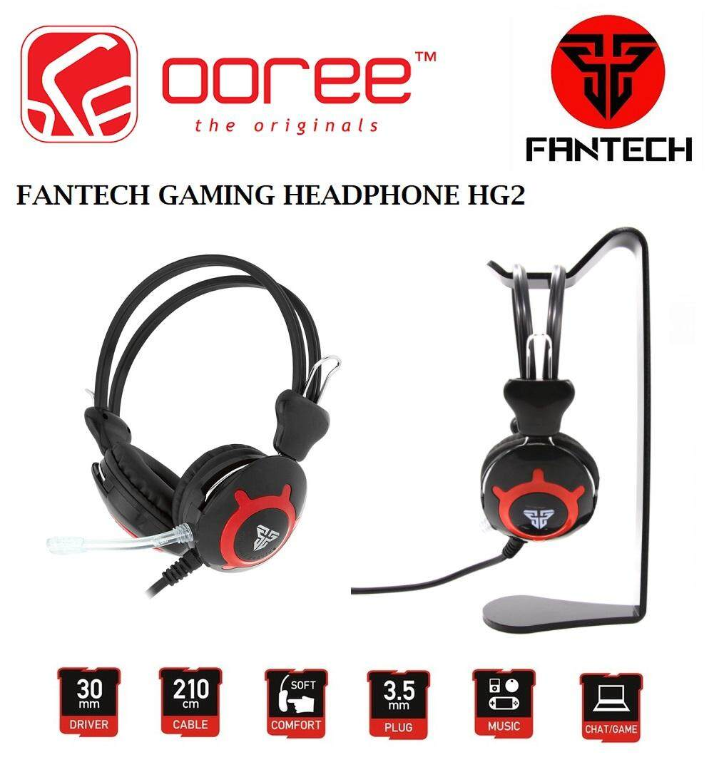 Gaming Headsets Buy At Best Price In Malaysia Nubwo Headshet Stereo No040 Genunie Fantech Hg2 Headphone With Super Bass And Mic