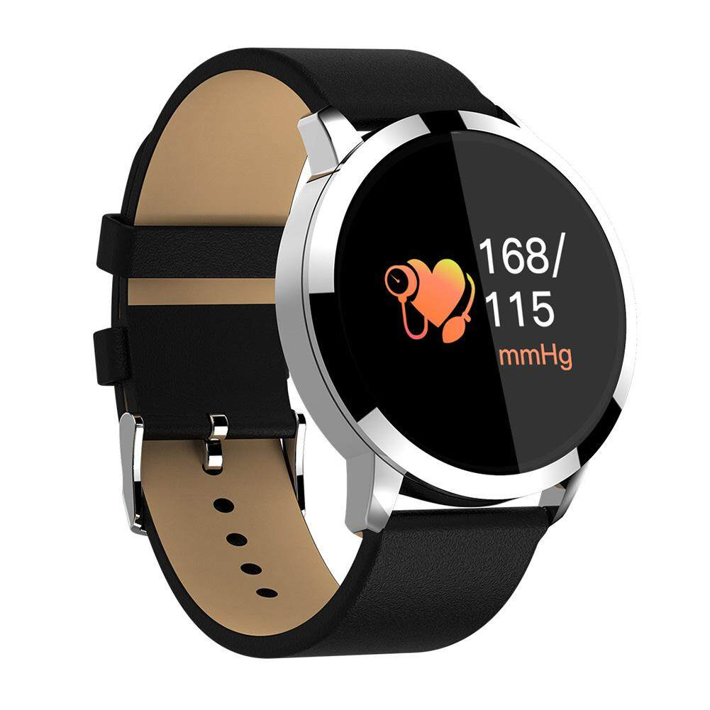 WQ8 Smart Heart Rate Blood Pressure Monitor Color Screen IP68 Deep Waterproof Watch for Adults, Children, the Old, Businessmen etc. Malaysia
