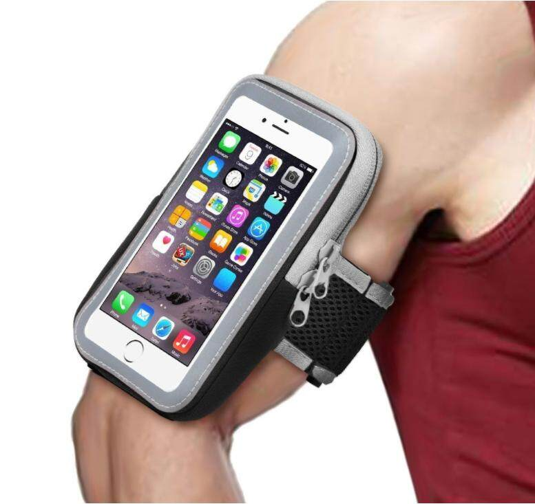 Universal Sports Arm band Waterproof Arm Pouch Mobile Exercise Running  Phone Arm Pouch Workout Phone Bag 89abe9bfd60ed